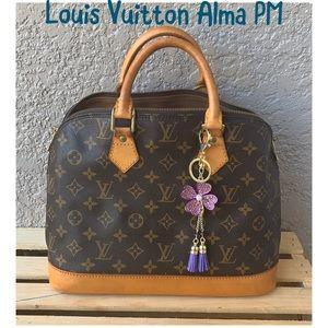 🍁Louis Vuitton Alma PM Monogram handbag
